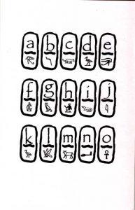 ZINES_How-The-Alphabet-Was-Made