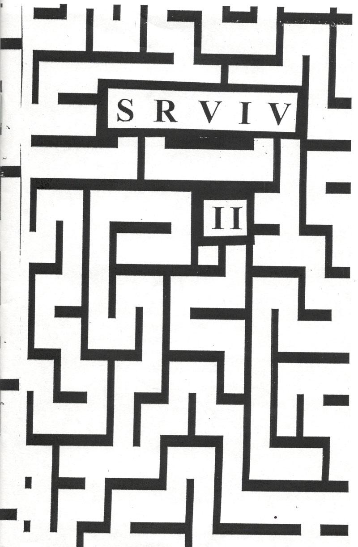 ZINES_SRVIV-II