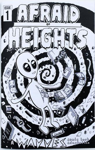 ZINES_afraid of heights