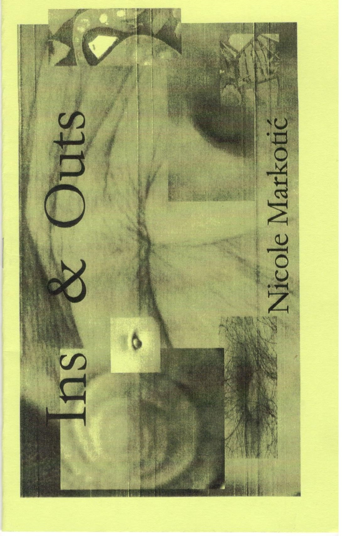 Ins and Outs - J Low