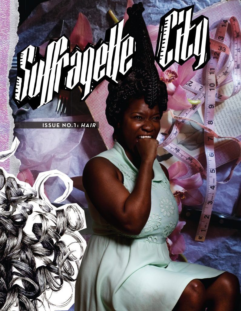 Suffragette City-Iss.1-Hair-COVER.indd