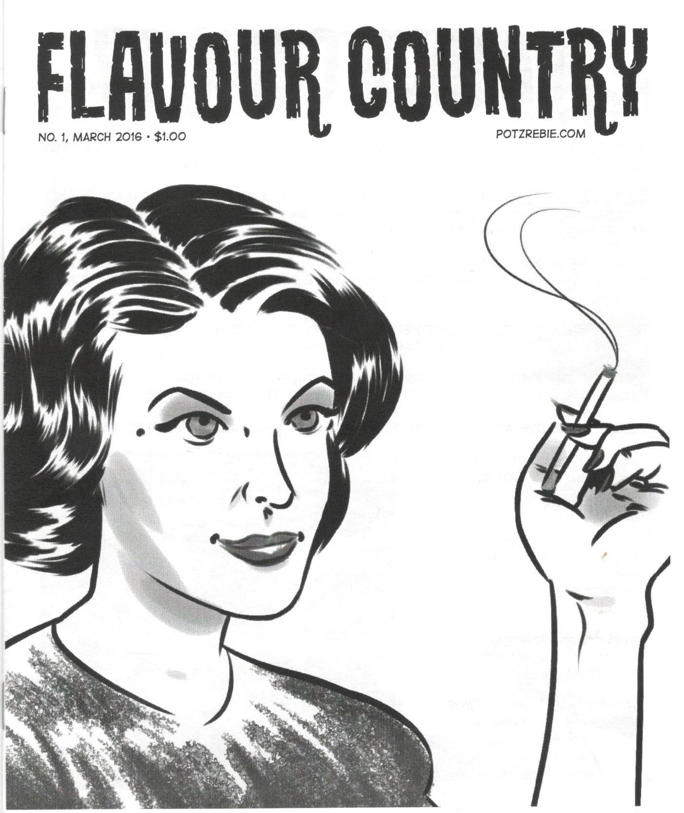 Flavor Country - cover