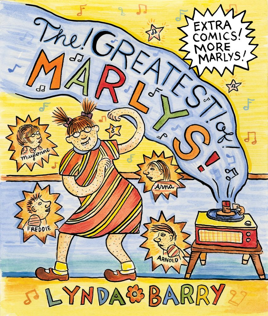 BOOKS_GreatestMarlys