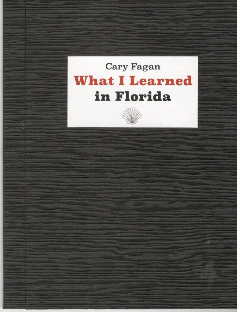 ZINES_What I Learned in Florida (J Barton)
