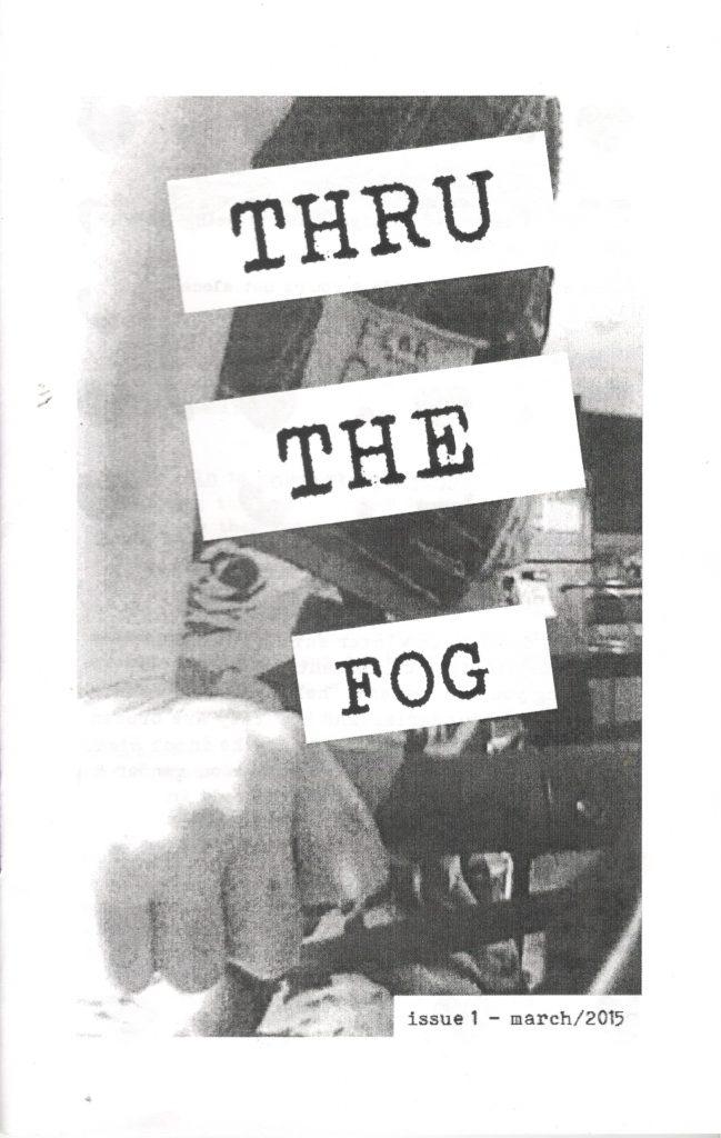 ZINES_Thru the Fog (CJ)