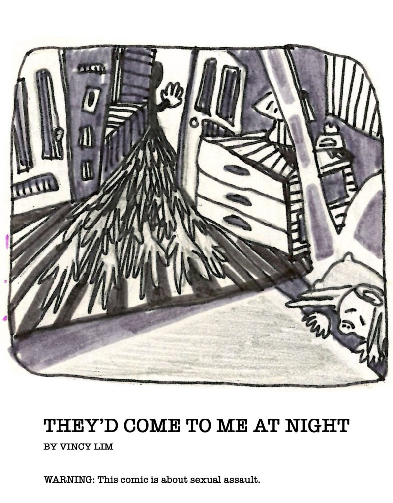Image result for They'd Come to Me at Night Stories from an abused kid zine broken pencil