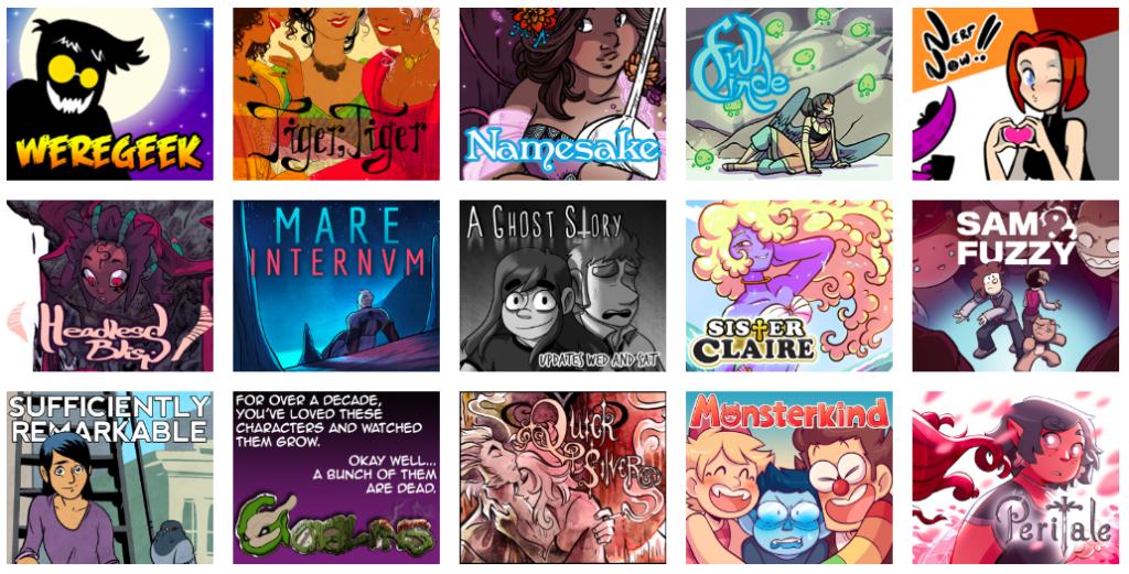 The Brave New World Of Webcomics: Making Sense of Platforms