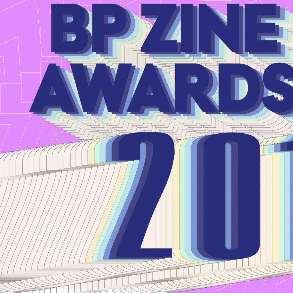 bp zine awards 2019 wide purp