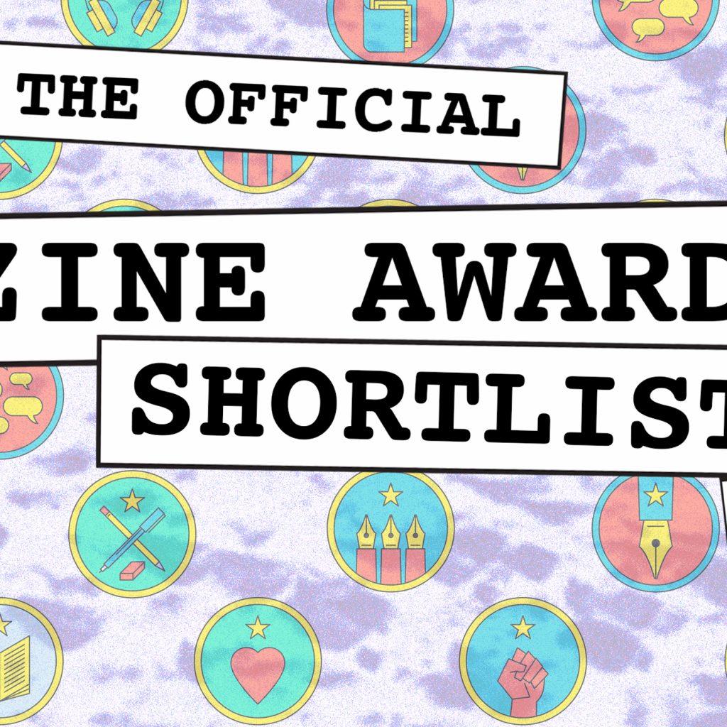 zine awards short list wide graphic